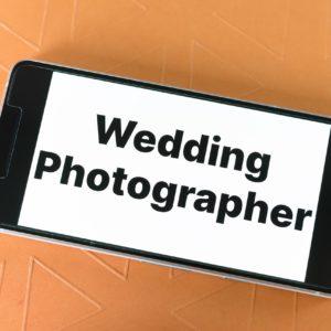 Hochzeitsphotograf